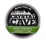 Crystal Cave Sticker